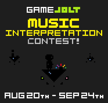 Game Jolt Contest: Music Interpretation